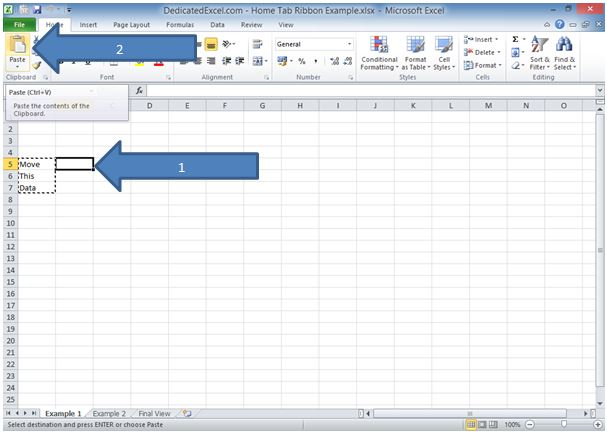 00080_Excel Ribbon Home Tab Overview 05