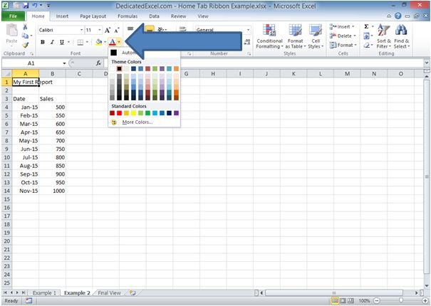 00080_Excel Ribbon Home Tab Overview 08
