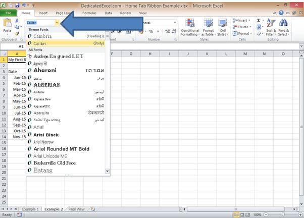00080_Excel Ribbon Home Tab Overview 09