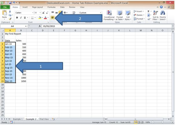 00080_Excel Ribbon Home Tab Overview 12