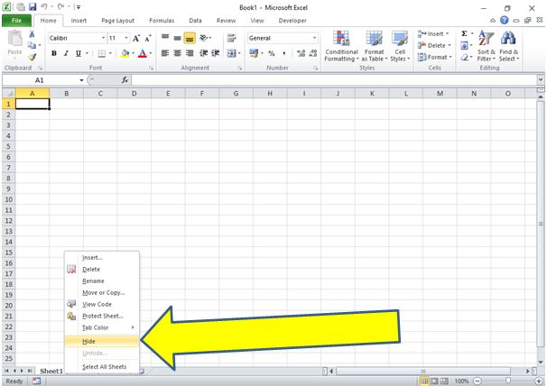 Hide Excel Worksheets And Change Visibility Dedicated. 00086hide Excel Worksheets01. Worksheet. Excel Worksheets At Clickcart.co