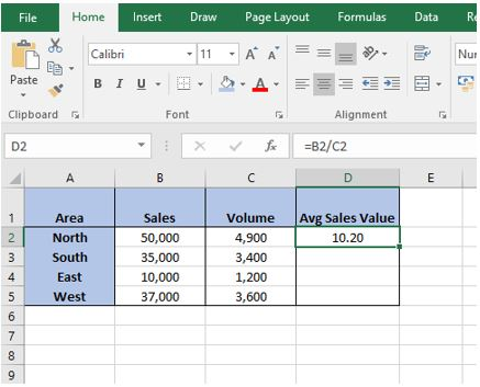 Excel Formula Does Not Calculate | Dedicated Excel