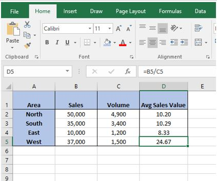 excel formula does not calculate dedicated excel