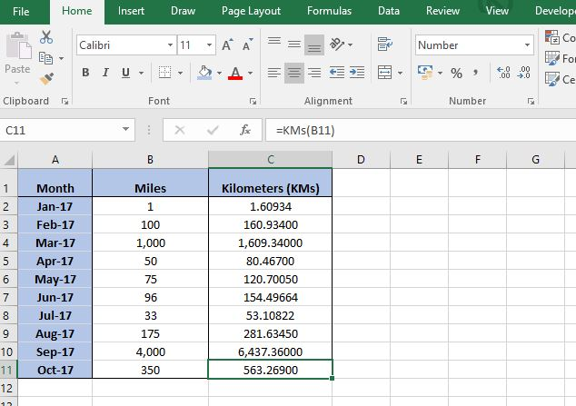 How to Create your own Function with Excel VBA | Dedicated Excel