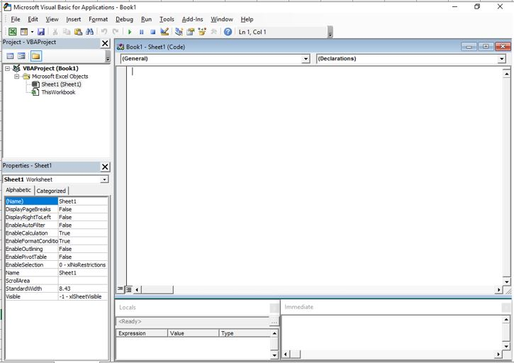 beginners guide to the excel visual basic editor dedicated excel