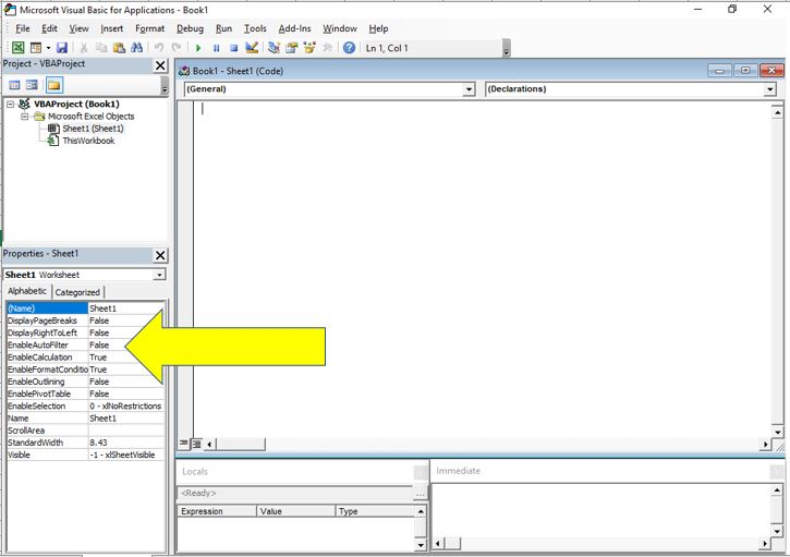 Beginners Guide to the Excel Visual Basic Editor | Dedicated Excel